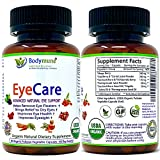 Natural Organic Eye Care Supplement for Eye...