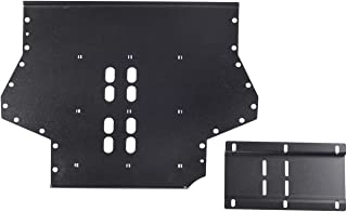 Rubicon Express RE4102 Center Long Arm Belly Pan for Jeep TJ