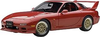AUTOart 75969 1/18 - Millennium: Mazda RX-7 (FD) Tuned Version, Vintage Red