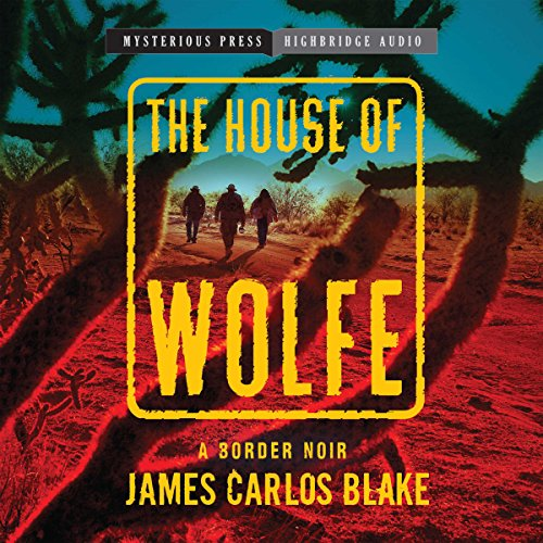 House of Wolfe audiobook cover art