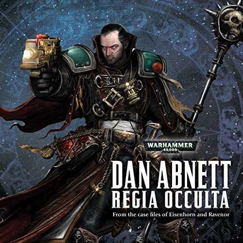 Regia Occulta audiobook cover art