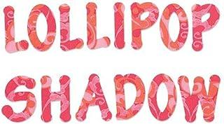 Sizzix 659812 Outil de Scrapbooking Bigz Alphabet Set de 4 Dies Lettres Majuscules Ombre Lollipop de E.L. Smith
