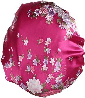 YiyiLai Women Elastic Band Hair Loss Chemo Hat Beanies Cancer Cap Headwrap