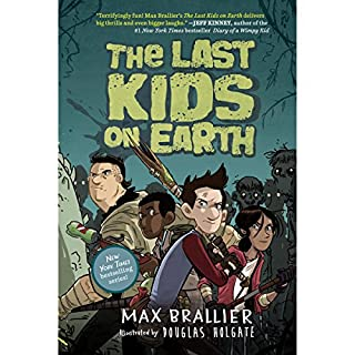 The Last Kids on Earth cover art