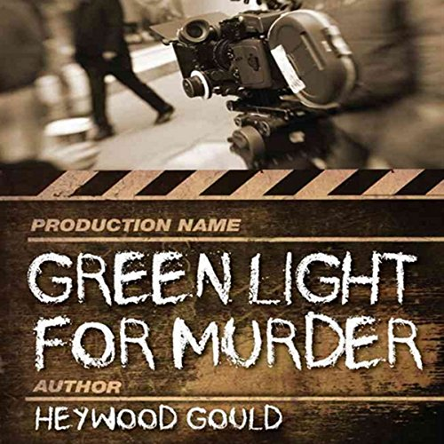 Green Light for Murder audiobook cover art
