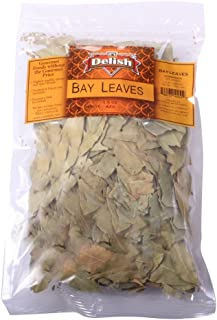 Bay Leaves All Natural by Its Delish, 1 lb (16 oz bulk bag)