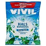 Vivil Halsbonbons Extra Stark mit Vitamin C, 80g