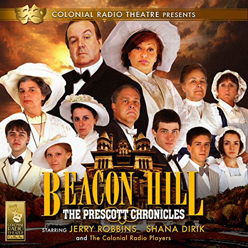 『Beacon Hill - The Prescott Chronicles』のカバーアート