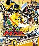 スーパー戦隊シリーズ 烈車戦隊トッキュウジャー VOL.3[BSTD-08943][Blu-ray/ブルーレイ]