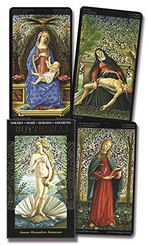 Top golden tarot cards for 2021