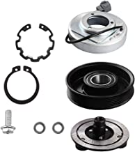 AC Compressor Clutch Assy for Mazda 3 6 2006 2007 2008 Turbo Engines 6 Groove Air Conditioning Repair Kit Plate Pulley Bearing Coil
