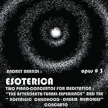 ESOTERICA  / OPUS # 3
