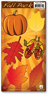 Autumn Leaf Magnet Pack