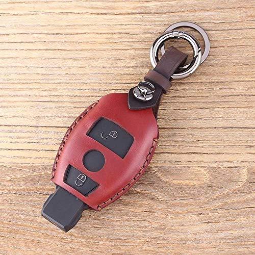 WZJFZPL Autoschlüsselgehäuse , für Benz CLK/C/E/S-KlasseAutoschlüsseletui Autoschlüsselgehäuse Kofferanhänger | Schlüsselanhänger | Autoschlüsselgehäuse |