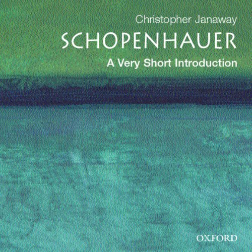 Schopenhauer: A Very Short Introduction audiobook cover art