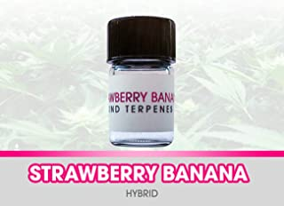Kind Terpenes - 10 ml Strawberry Banana Strain Specific Terpene Profile Solution Concentrate
