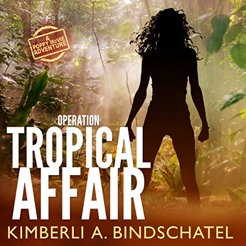 Operation Tropical Affair audiobook cover art