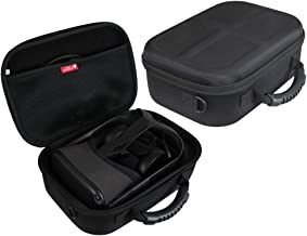 Hermitshell Hard EVA Travel Case for Oculus Quest All-in-one VR Gaming Headset 64GB and 128GB (Black)