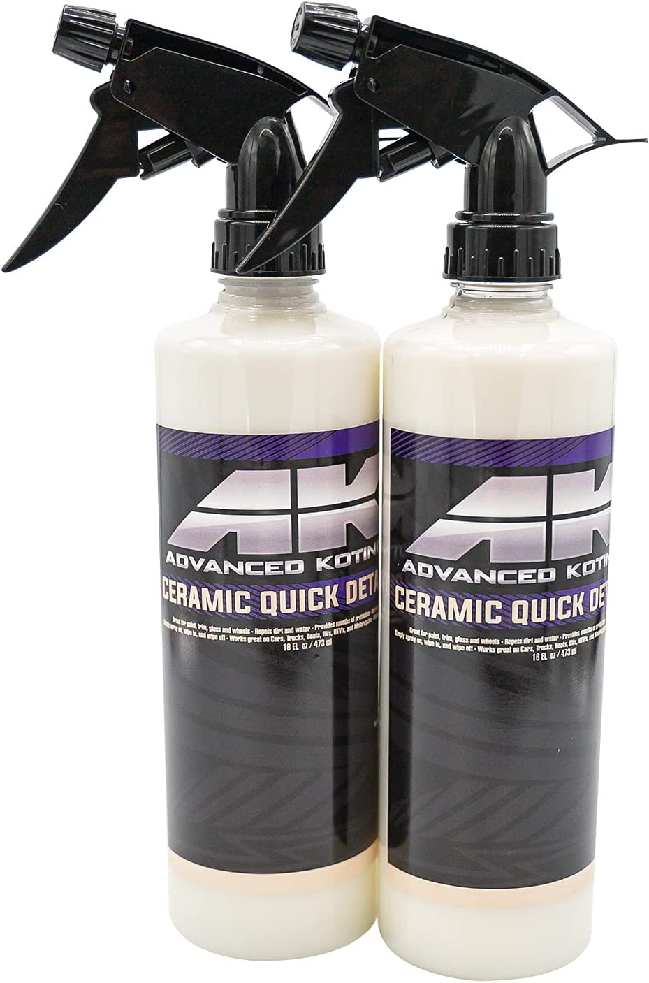 AK ADVANCED KOTINGS Ceramic Quick Max 72% OFF Protects Ranking TOP13 Detailer a Cleans