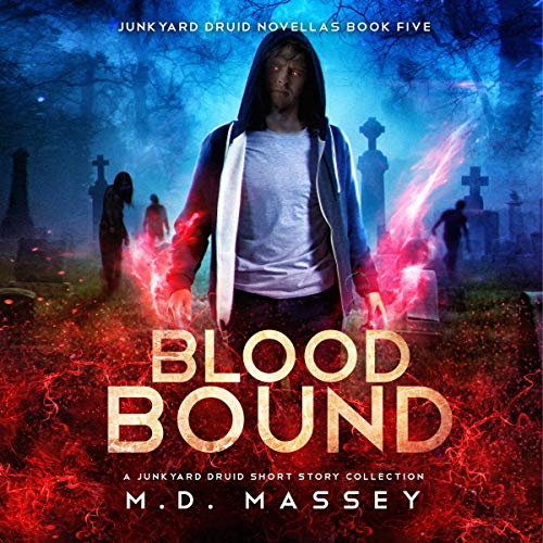 Blood Bound Titelbild