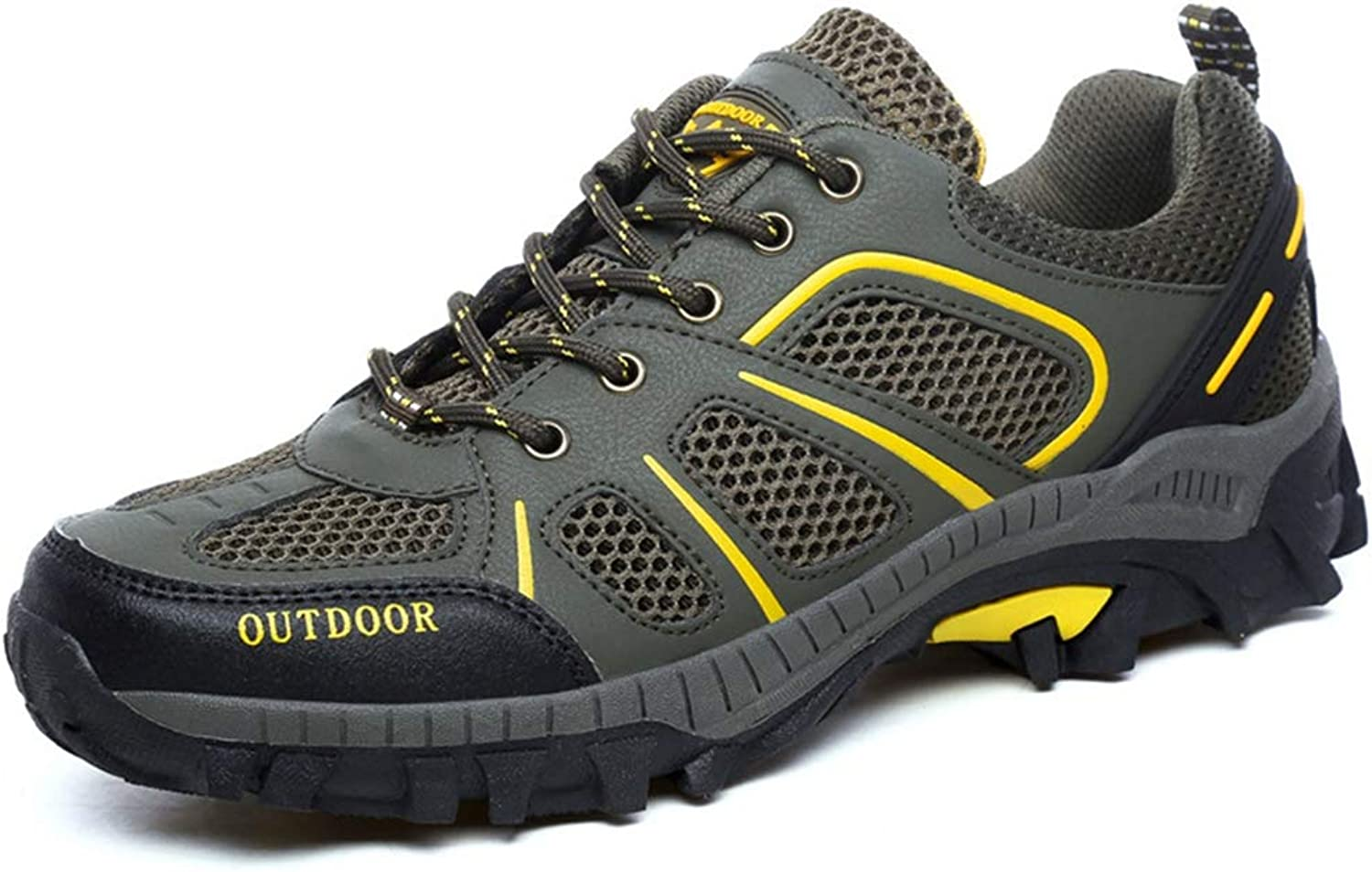 e4a99ab059149 Men Trekking shoes Summer Breathable Breathable Breathable Non-Slip ...