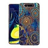 CaseExpert Samsung Galaxy A80 Funda, Carcasa Cover Case Funda de Gel TPU Silicona para Samsung Galaxy A80