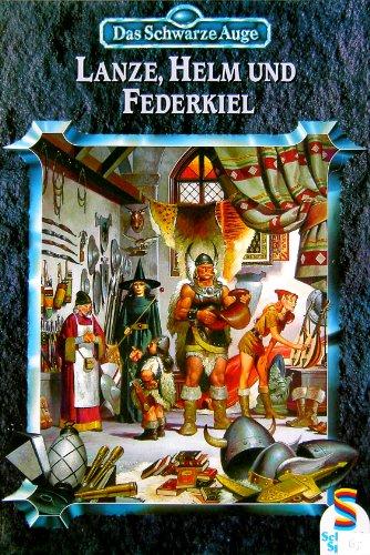 DSA BOX: Lanze Helm Und Federkiel (Schmidt Spiele 01889)