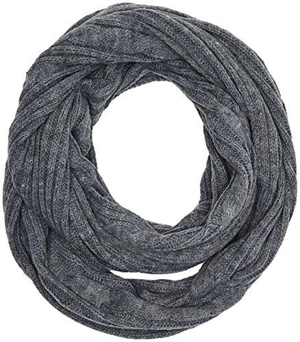 Solid Herren Scarf-Denver Schal, Grau (GREY MEL 8236), (Herstellergröße: ONE SIZE)