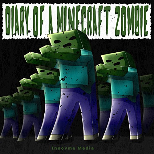 Couverture de Diary of a Minecraft Zombie