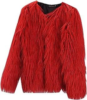 Best red jacket fur Reviews