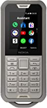 Nokia 16CNTNW1A06 800 Tough Feature Phone, 512 MB RAM, 4G LTE - Sand