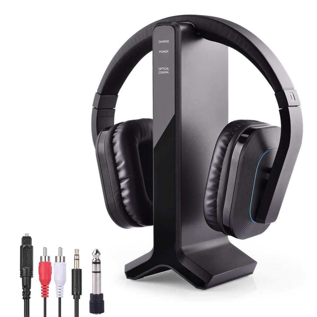 Avantree Wireless Headphones Watching Transmitter