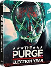 The Purge 3 - The Purge Election Year Steelbook, Blu-ray mit deutschem Ton