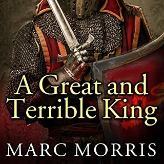 A Great and Terrible King cover art