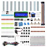 SunFounder Project Super Starter Kit for Arduino UNO R3 Mega2560 Mega328 Nano with Tutorial