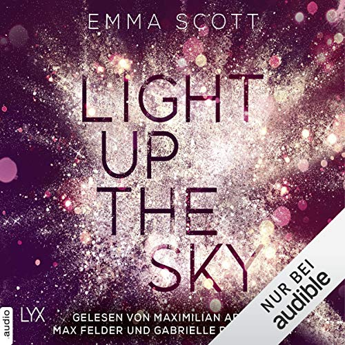 Light Up the Sky (German edition) cover art