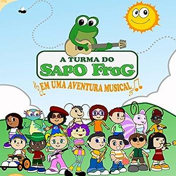 A Turma do Sapo Frog (Em uma Aventura Musical)