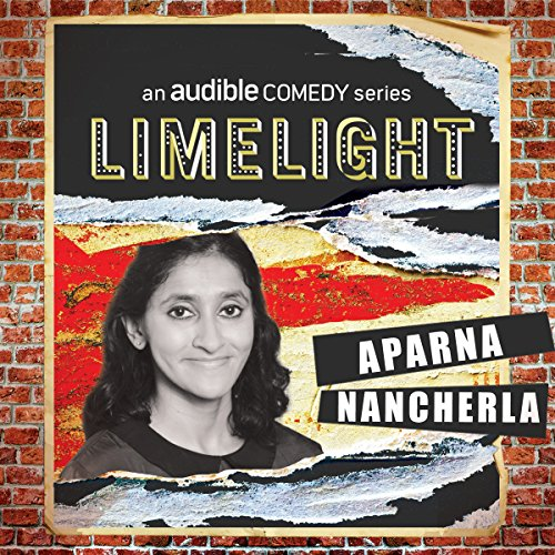 Ep. 6: Facing Fear with Aparna Nancherla audiobook cover art