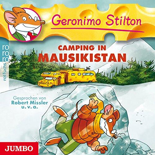 Camping in Mausikistan (Geronimo Stilton 12) Titelbild