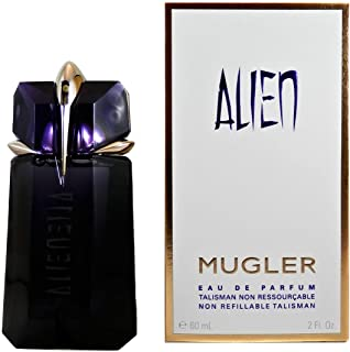 Thierry Mugler Alien Non Refillable Stones Eau de Parfum Spray for Women, 60ml, Multi, 2 fl. oz. (203293)