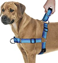 PETBABA No Pull Dog Harness, Reflective Safety at Night, Step-in Vest in Walking Training