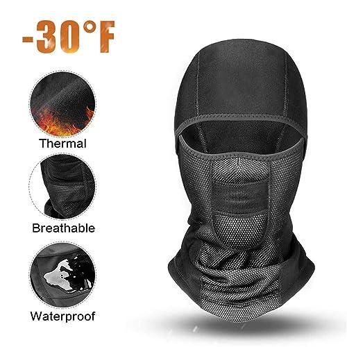 b0fa66c597b RIGWARL Balaclava Face Mark for Cold Weather