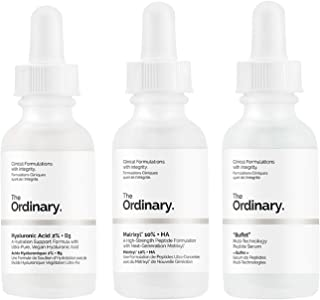 'The Ordinary' Anti-Ageing Set 3Pieces,your skincare