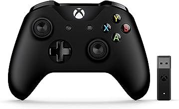 QUMOX Game Receptor USB para PC DE Mando Xbox One Inal/ámbrico