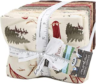 Frosted Flannels 28 Fat Quarter Bundle by Holly Taylor for Moda Fabrics