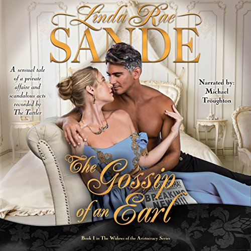 The Gossip of an Earl audiobook cover art