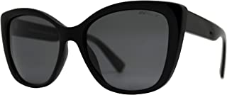 Polarized Sunglasses for Women - Cat Eye Vintage Classic Retro Fashion Design UV Protection Lens