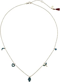 SHASHI - Hanna Charm Necklace