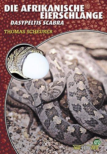 Die Afrikanische Eierschlange: Dasypeltis Scabra (Art für Art)