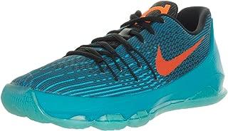 Nike Kids KD 8 (GS) Bl Lgn/Brght Ctrs/Blk/Td Pl Bl Basketball Shoe 4.5 Kids US